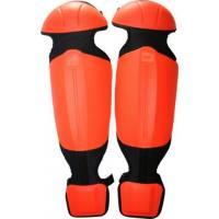 Protector de piernas para trabajos de desbroce