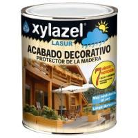 Lasur protector Xylazel Agua satinado 750 ml