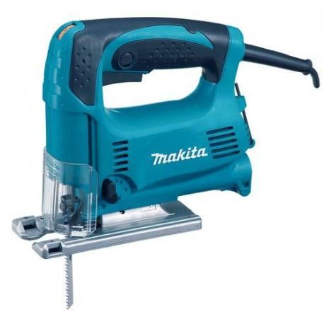 Caladora Makita 4329k 450 W 65 mm variable y pendular