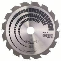 Disco sierra circular Bosch Construct Wood