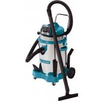 Aspirador Makita 445x 1350w 50 litros sólidos y líquidos