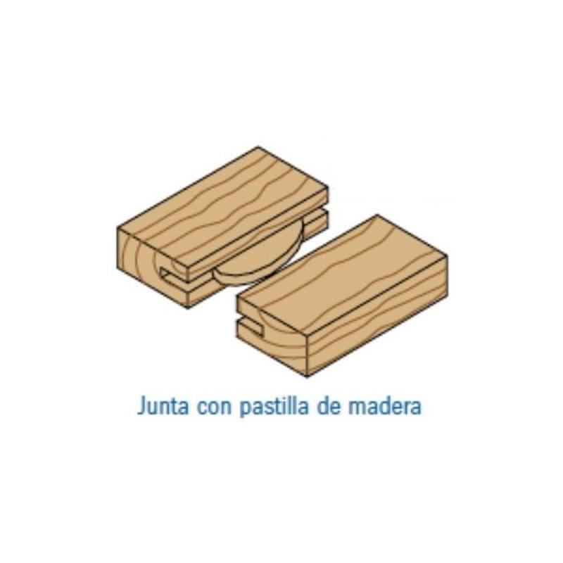 Fresa para madera corte recto cmt utensili 911 - Fresas para madera ...