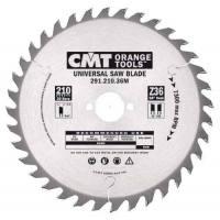 Disco sierra circular corte madera CMT Utensili 291