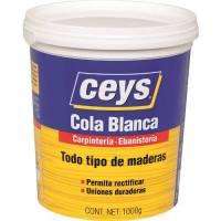 Cola blanca para madera Ceys bote de 1 Kg