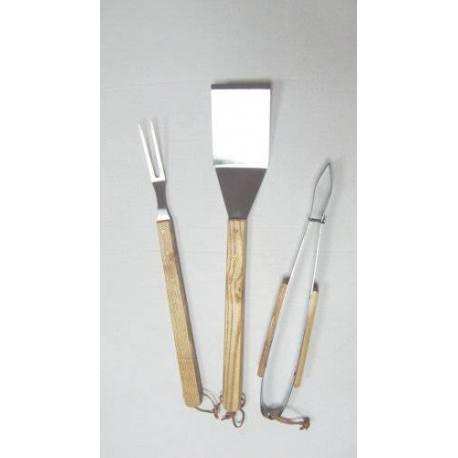 Kit de accesorios para barbacoa 3 piezas barbacoas - Accesorios para barbacoas ...