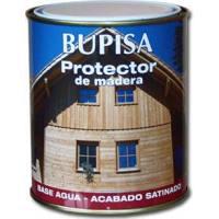 Lasur al agua satinado Bupisa 750 ml