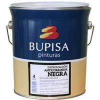 Imprimación antioxidante Bupisa negra mate