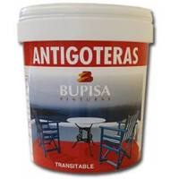 Impermeabilizante antigoteras elástico Bupisa Rojo Ingles Serie 1