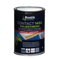 Adhesivo de contacto Bostik Poliestireno 1454 Contact