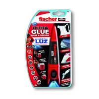 Adhesivo instantaneo fischer Ultra Glue 4 Gr