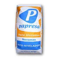 Saco pasta niveladora Papresa Novamax 25 Kg