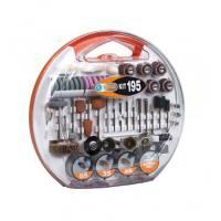 Kit de accesorios PG-Tools 195A universal para multiherramientas