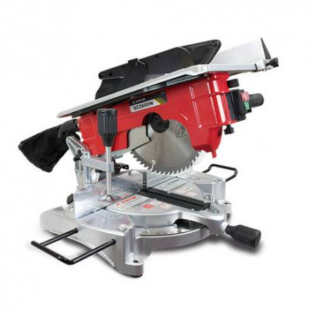 Ingletadora stayer sc 2600 w con mesa superior w 260 mm for Ingletadora con mesa superior