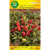 Semillas de flor pimiento ornamental