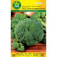Semillas de brocoli verde Calabrese