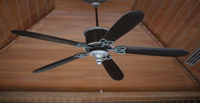 como sacar el maximo partido a un ventilador de techo